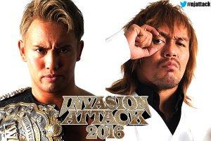 Kazuchika Okada (Chaos) vs. Tetsuya Naito (Los Ingobernables de Japon) - NJPW Invasion