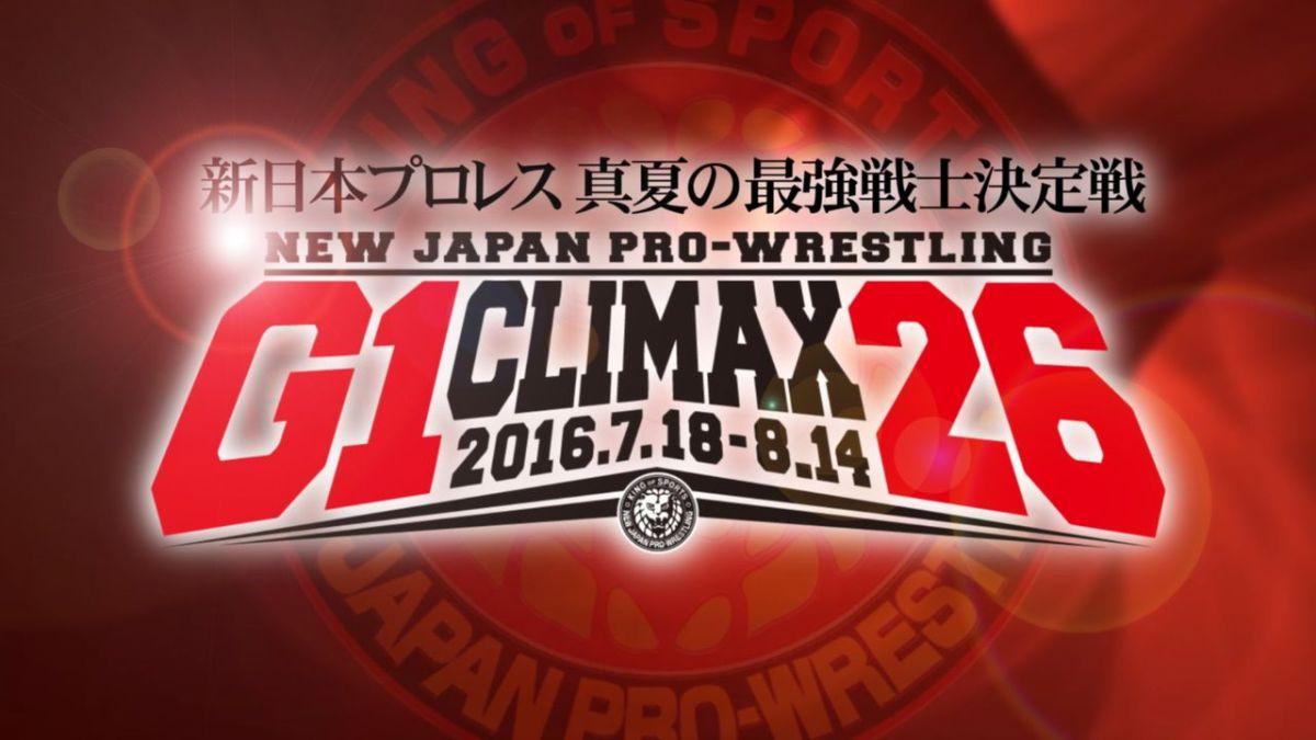 NJPW G1 Climax 26 2016 (Night 15) - Results and Review