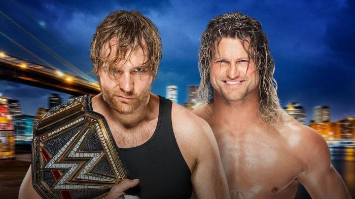 Dean Ambrose vs Dolph Ziggler