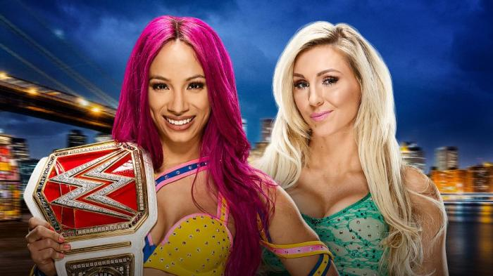 Sasha Banks vs Charlotte