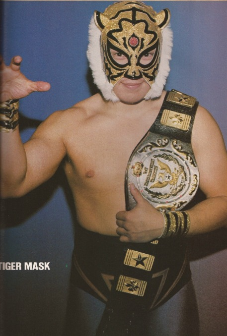 Every Tiger Mask – RANKED! – We Write Wrestling | Pro Wrestling Reviews,  Preview, and Columns
