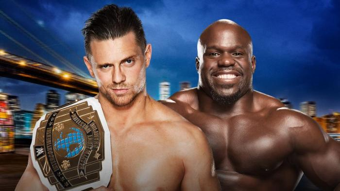 The Miz vs Apollo Crews