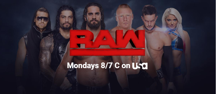 Buy WWE Raw Tickets for GREENVILLE, SC